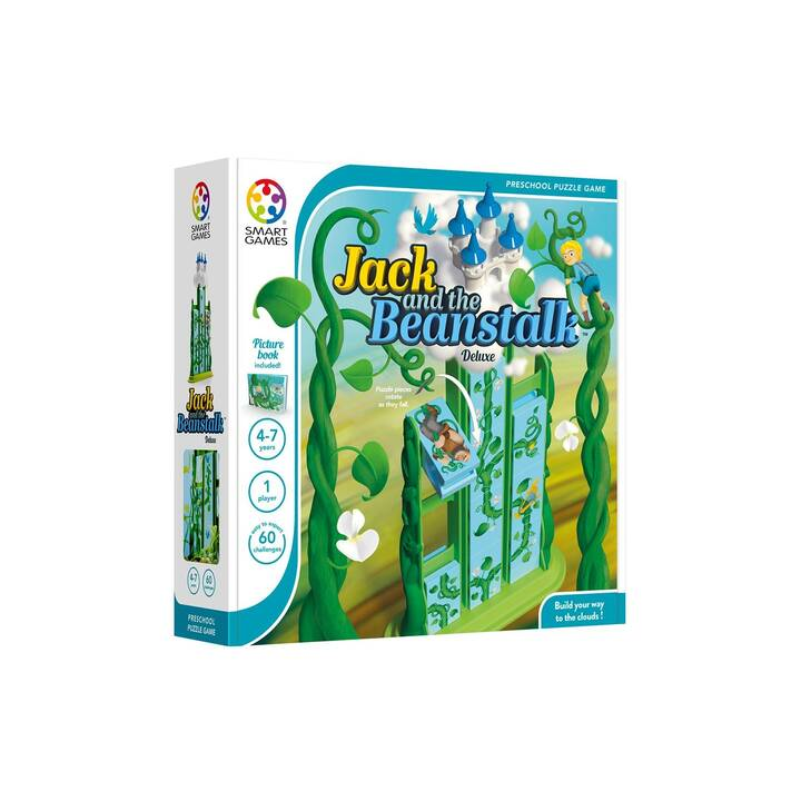 SMART GAMES Jack & The Beanstalk - Deluxe (DE, FR, IT, EN)
