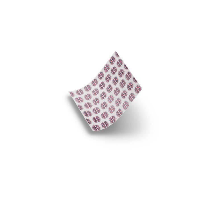 NEUTRAL Geschenkpapier (Weiss, Gemustert)