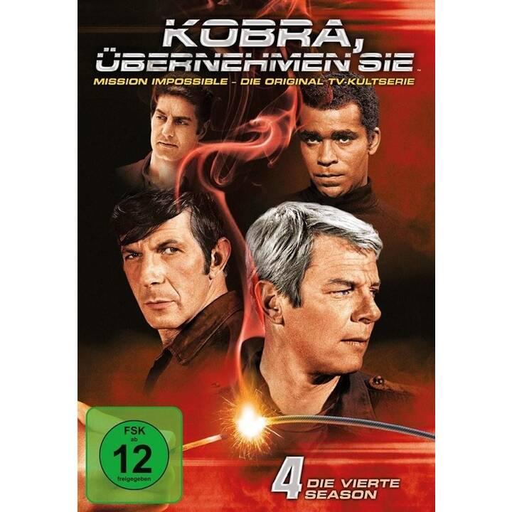Kobra, übernehmen Sie! Stagione 4 (DE, EN)