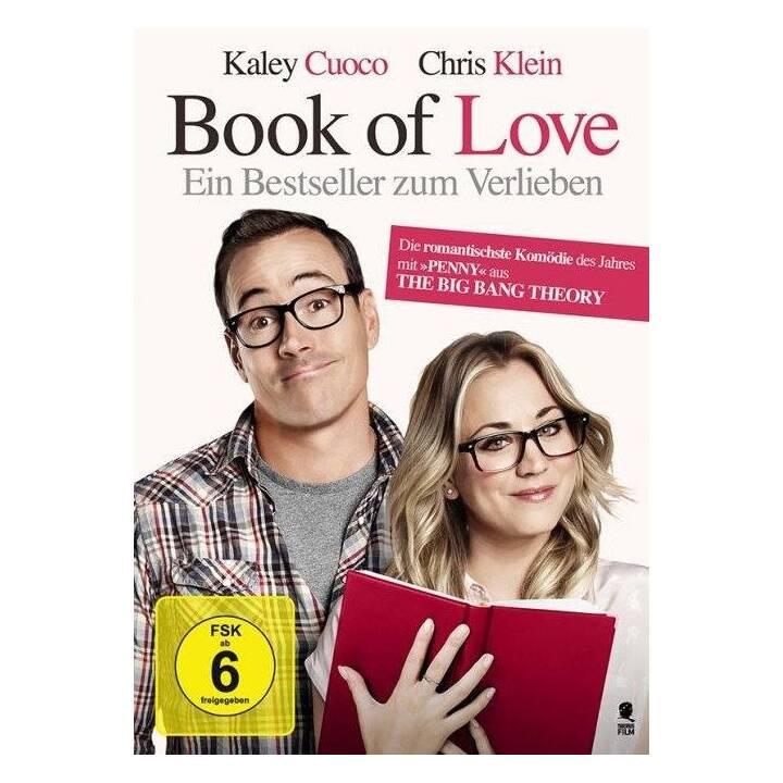 Book of Love - Ein Bestseller zum Verlieben (DE, EN)