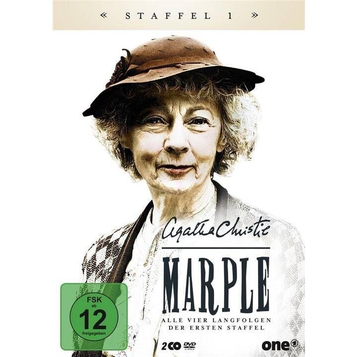 Agatha Christie: Marple Saison 1 (DE, EN)