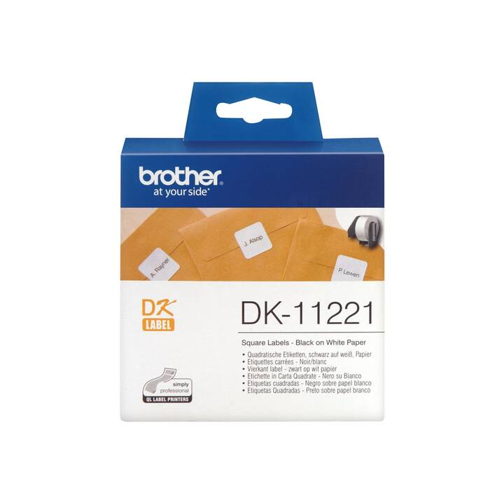 BROTHER DK-11221 Etiketten (1000 Stück)