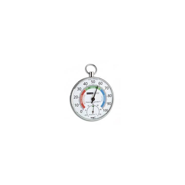 TFA Thermo-/Hygrometer (Chrom)