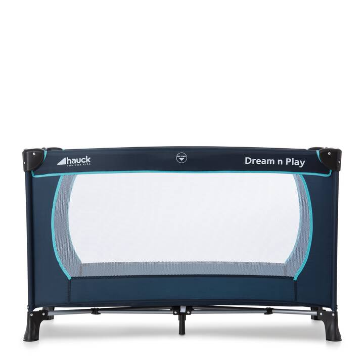 HAUCK Lettino da viaggio Dream'n Play Plus Blu