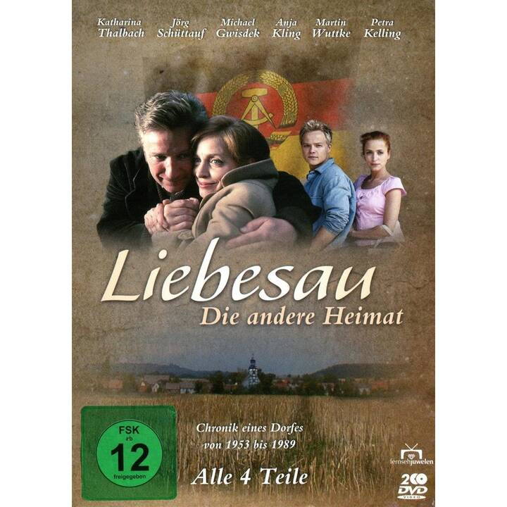 Liebesau - Die andere Heimat - Komplettbox (DE)