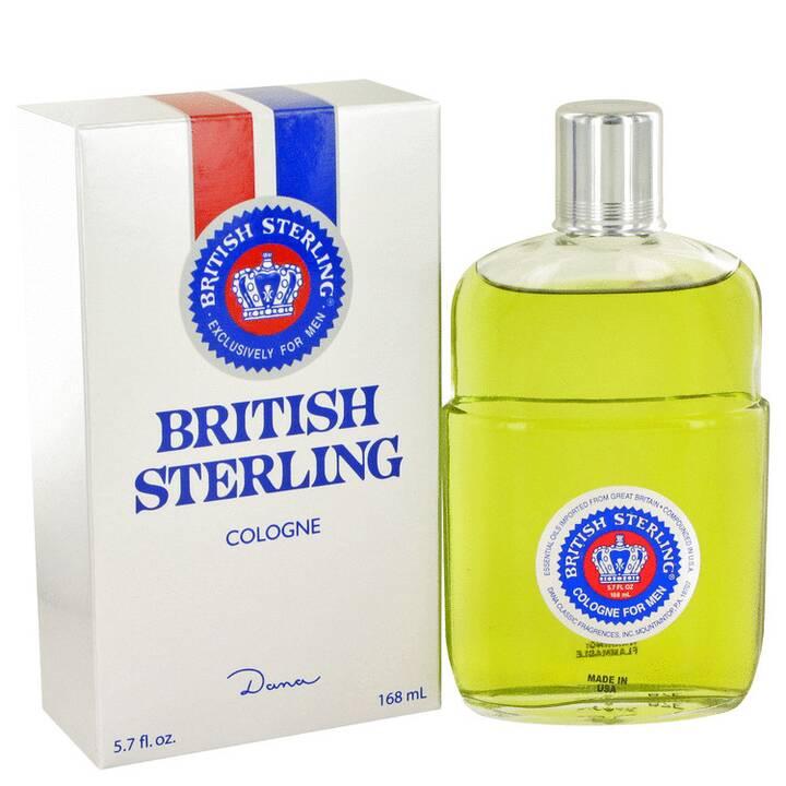 DANA British Sterling (169 ml, Eau de Cologne)