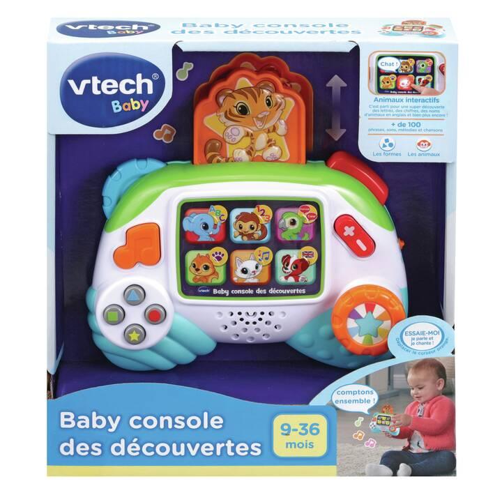VTECH Baby console des découvertes (FR)
