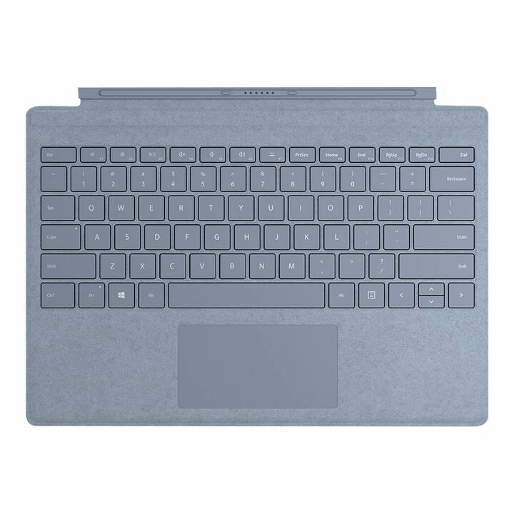 MICROSOFT Surface Pro Signature Type Cover (Azzurro ghiaccio)