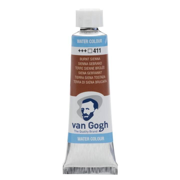VAN GOGH Peinture aquarelle (10 ml, Brun clair)