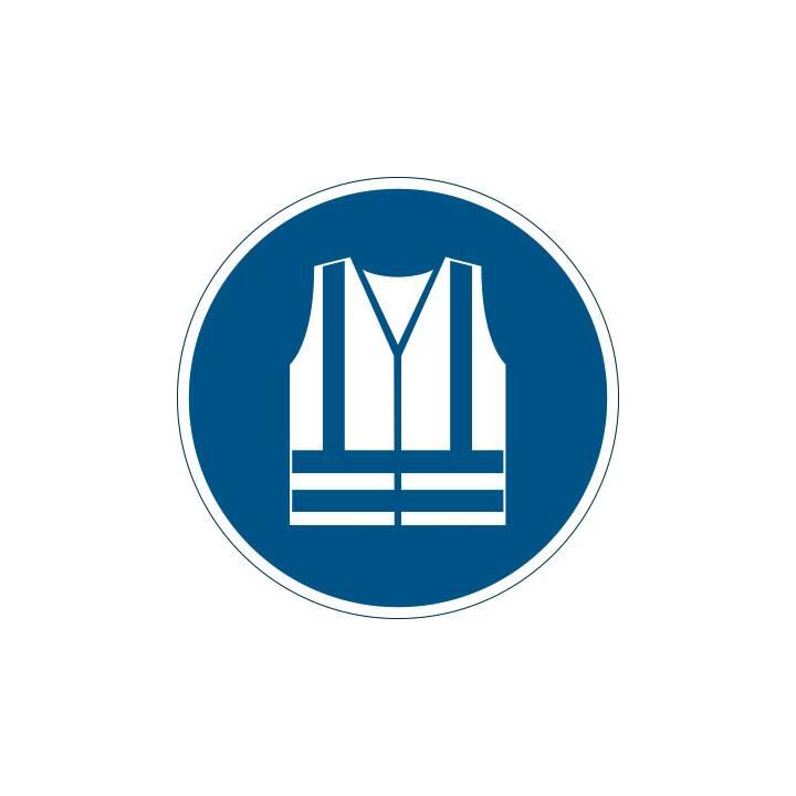 Simbolo d'uso dell'imbragatura di sicurezza DURABILE