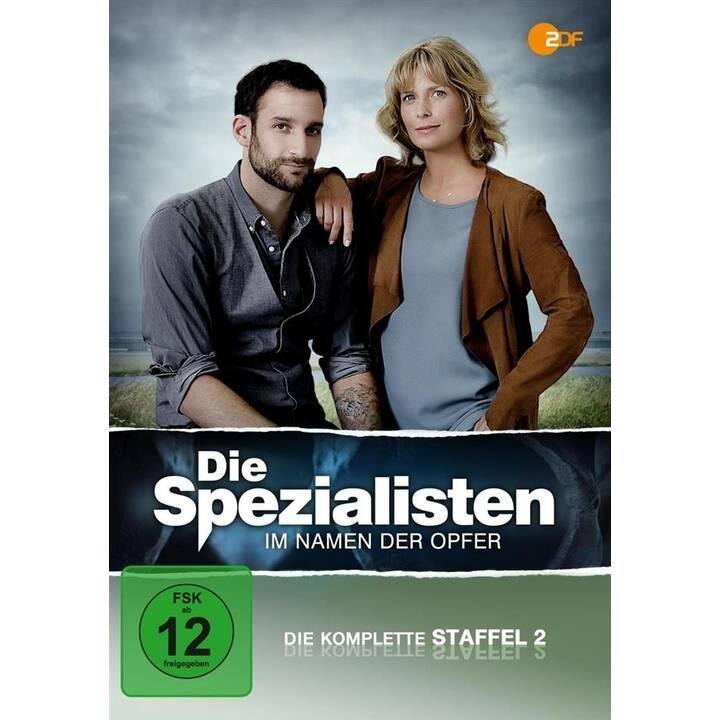 Die Spezialisten - Im Namen der Opfer Saison 2 (DE)
