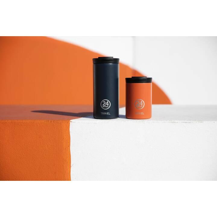 24BOTTLES Bicchiere thermos Travel Tumbler Sunset Orange (0.35 l)
