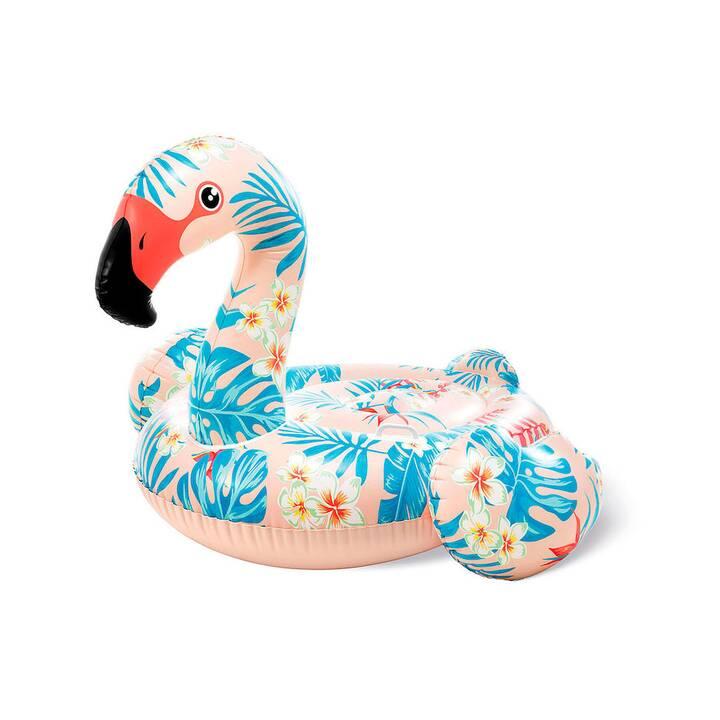 INTEX Animale gonfiabile Tropical Flamingo Ride on (142 cm)