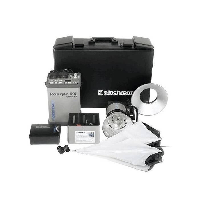 ELINCHROM Ranger RX 4/4 Head Case Set