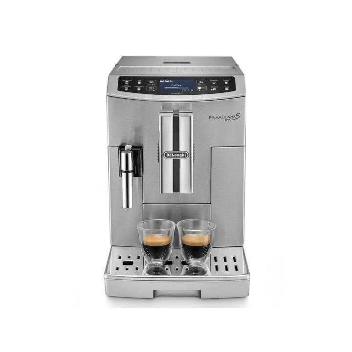 DELONGHI PrimaDonna S Evo ECAM 510.55.M (Silber, 1.8 l, Kaffeevollautomat)