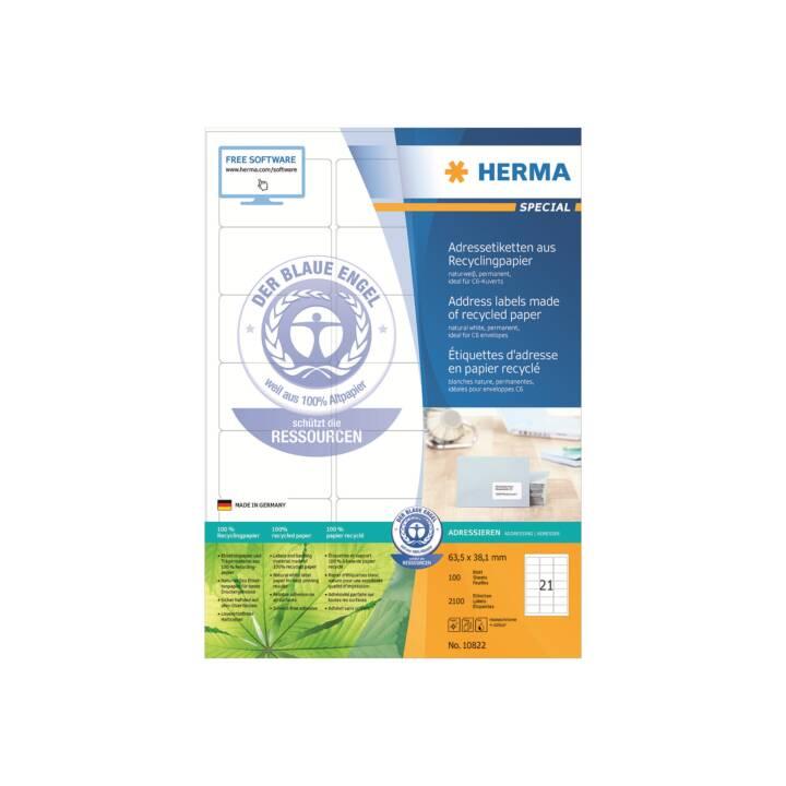 HERMA Special Etiketten (A4, 2100 Blatt)