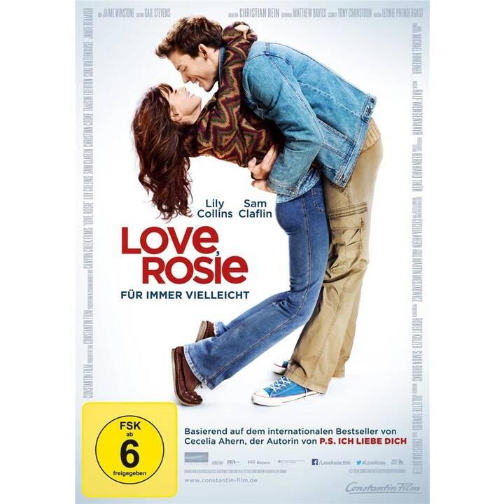 Love, Rosie - Für immer vielleicht (DE, EN)
