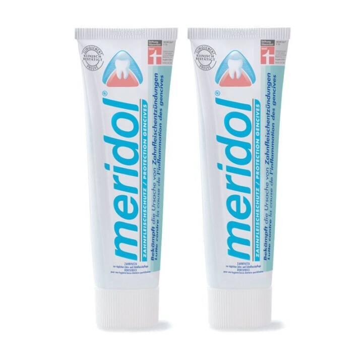 MERIDOL Dentifricio Duo 2x 75 ml (2 x 150 ml)