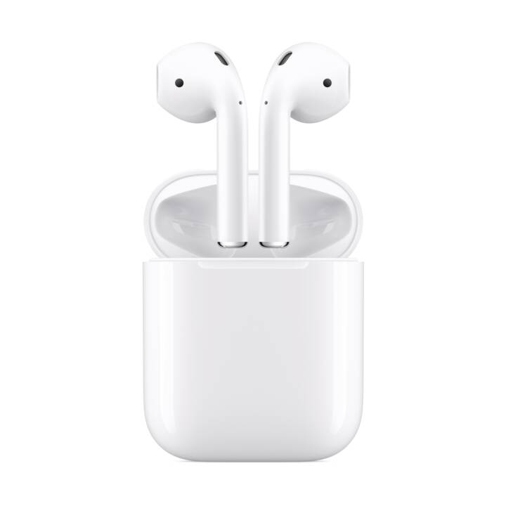 APPLE AirPods 2nd Gen. (In-Ear, Blanc)