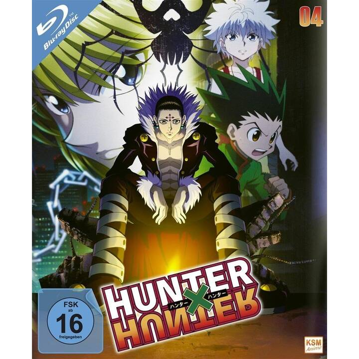 Hunter X Hunter (JA, DE)