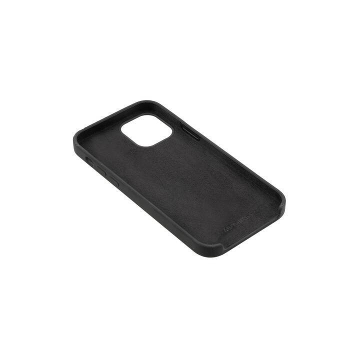 4SMARTS Backcover (iPhone 12 Pro Max, Schwarz)