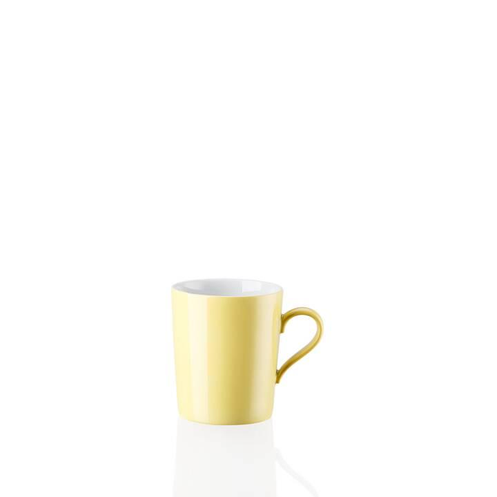 ARZBERG-PORZELLAN Tazza gialla 0,31 l