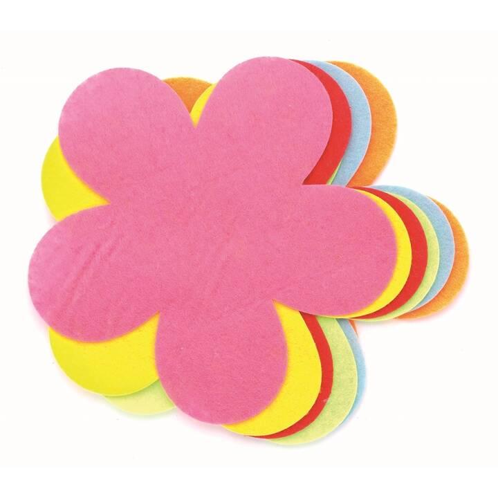 GLOREX Accessori di feltro (Multicolore)