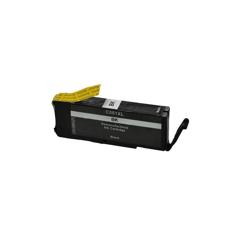 VIDEOSEVEN V7-CAGI550BK-XL-INK (Schwarz, 1 Stück)