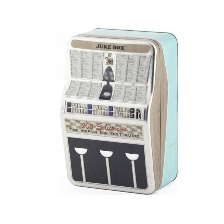 GAWOL Gebäckdose Juke Box (Metall)