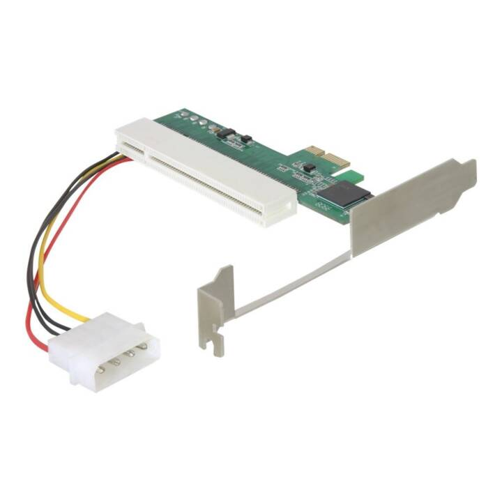 DELOCK PCI Express x1 > Adaptateur de carte PCI, 32 bits