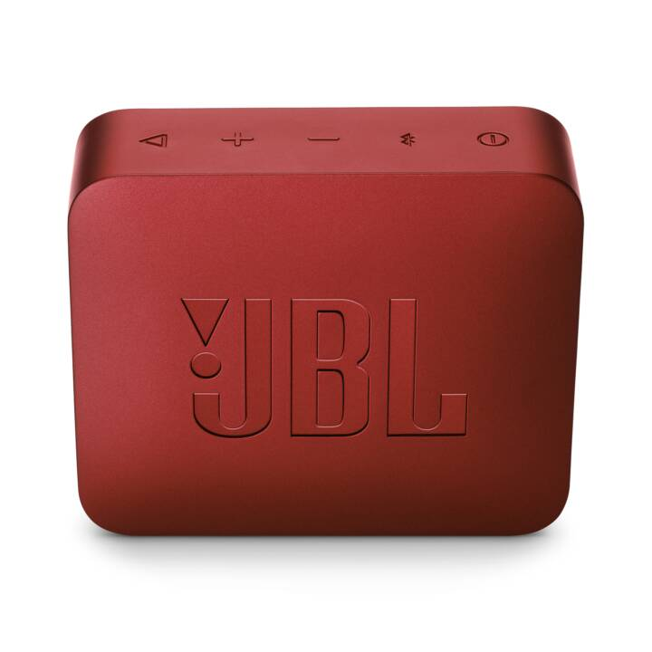 JBL Go 2 Rosso Rubino