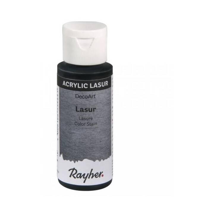 RAYHER Colore acrilica (59 ml, Grigio)