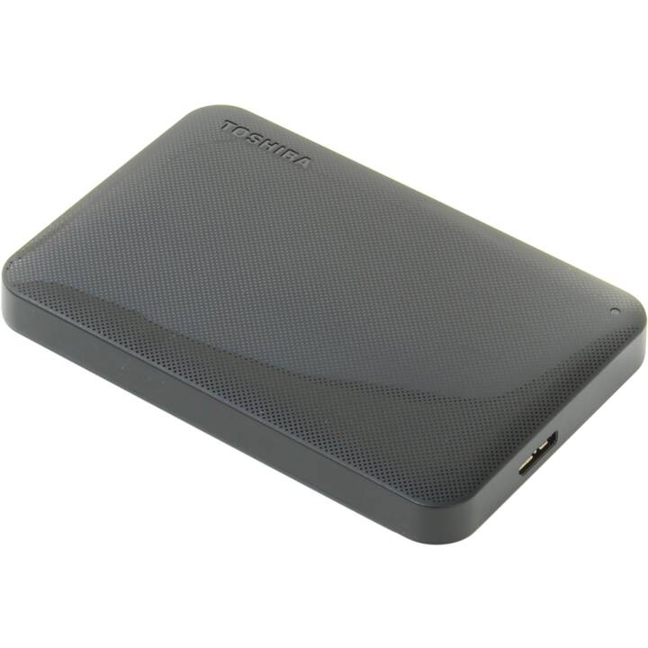TOSHIBA Canvio Ready USB 3.0, 1TB, Black
