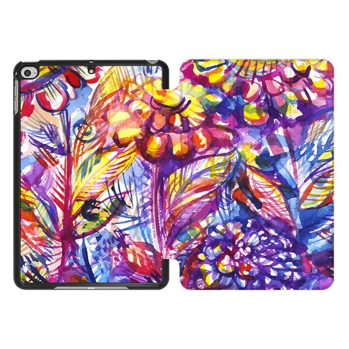 EG MTT Coque pour iPad Mini 4 (2015) et Mini 5 (2019) - Fleur