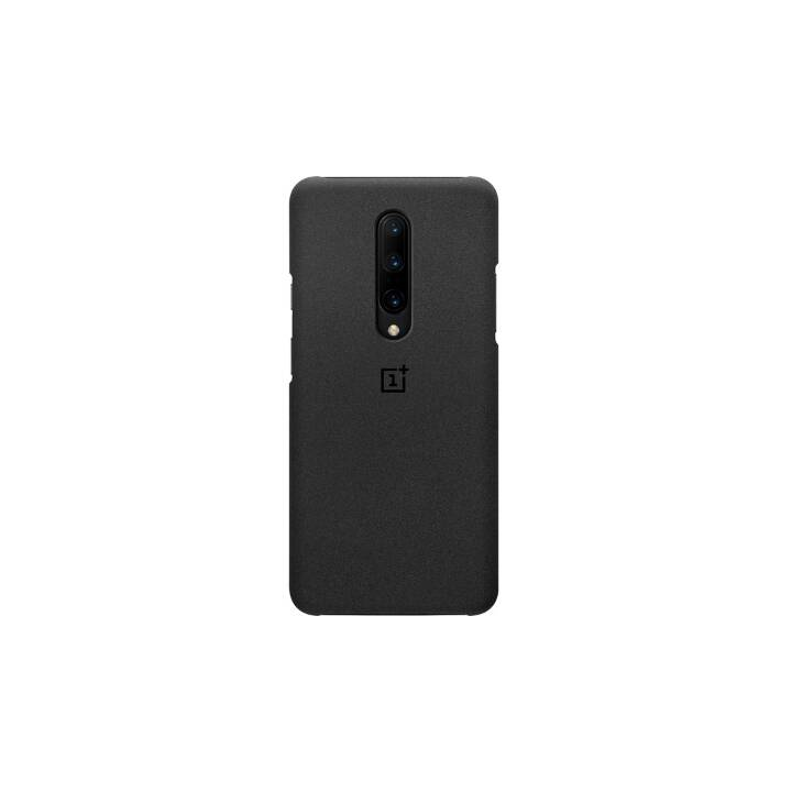 ONEPLUS Backcover (OnePlus 7T, Noir)