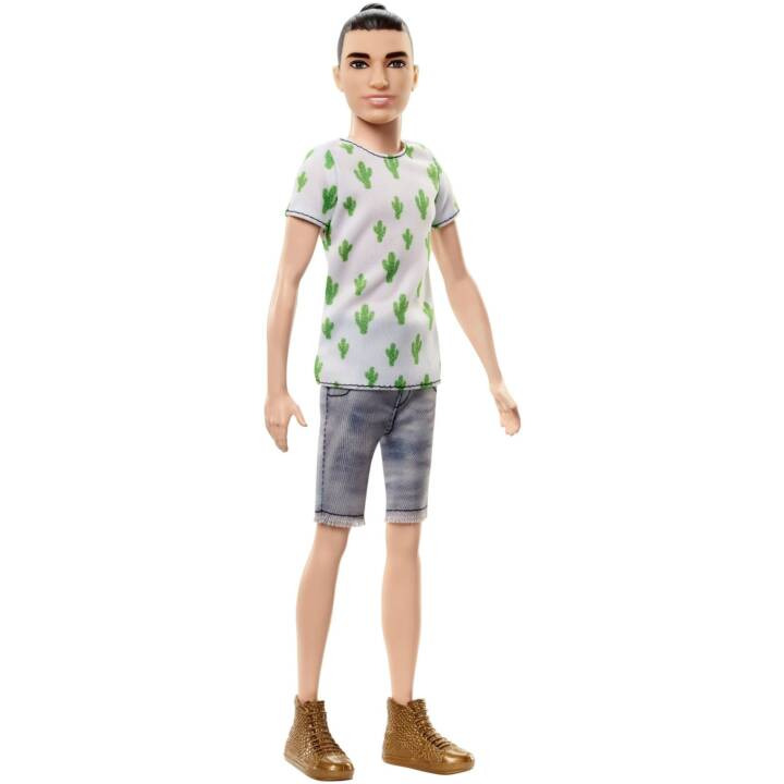 BARBIE Ken in un look da cactus