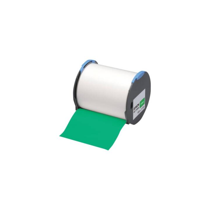 EPSON Nastro in plastica poliolefina poliolefina RC-T1GNA, verde