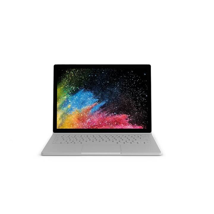 "MICROSOFT Surface Book 2 13.5"", i7-8650U, 16 GB, 512 GB di SSD"