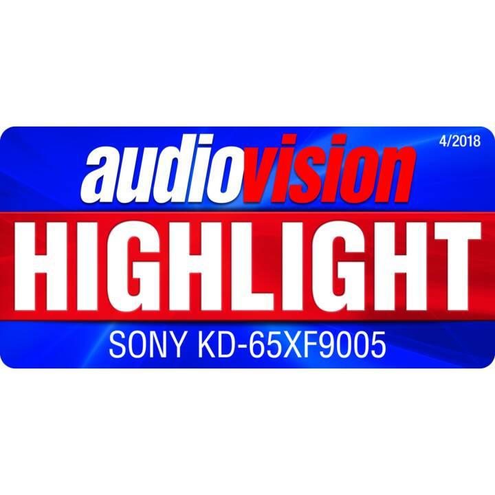 """SONY KD-65XF9005 (65"""", LED, Ultra HD - 4K)"""