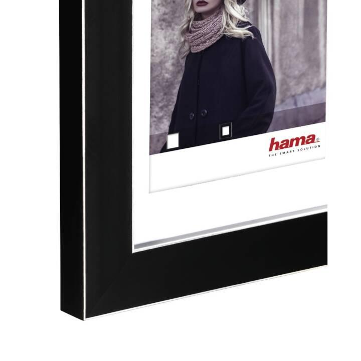 HAMA Valentina, Black, 30 x 40 cm