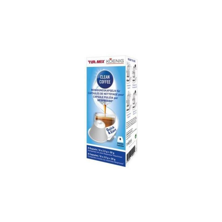 TURMIX Schutz & Reinigung Clean Nespresso