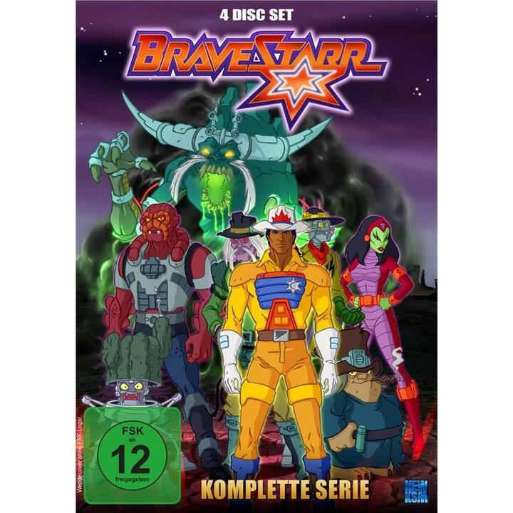 Bravestarr - Die Komplette Serie (Neuauflage) (DE)