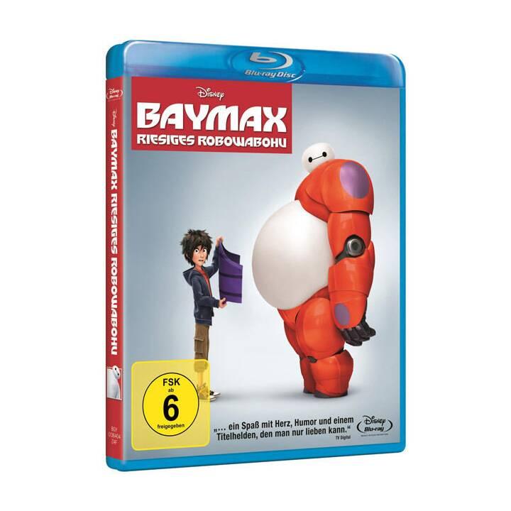 Baymax - Riesiges Robowabohu (IT, DE, TR, EN)