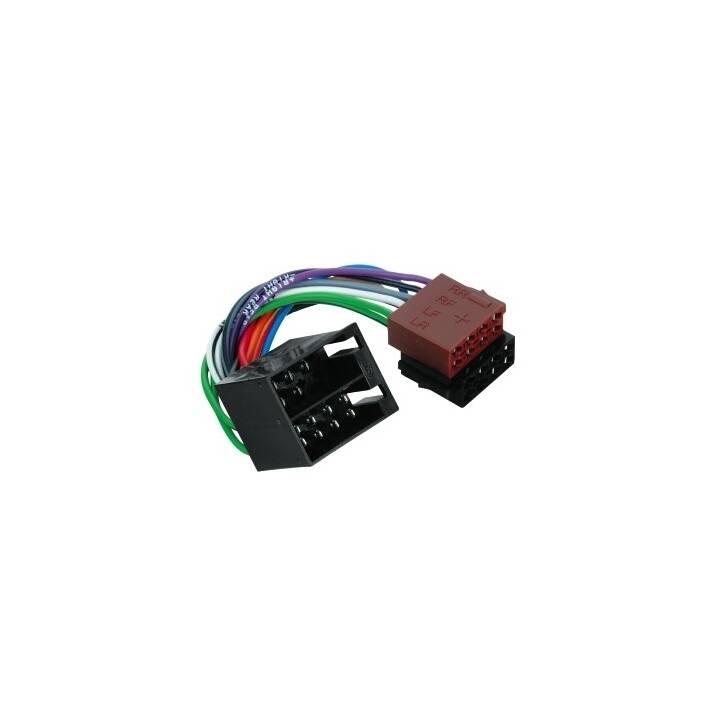 Adaptateur voiture HAMA Faisceau de câblage ISO