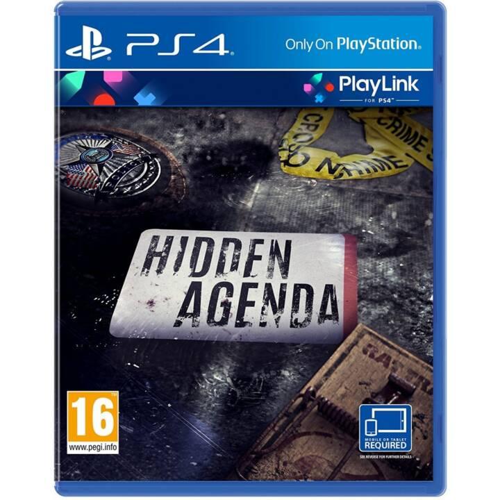 Hidden Agenda (DE/FR/IT)