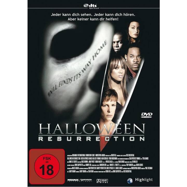 Halloween 8 - Resurrection (EN, DE)