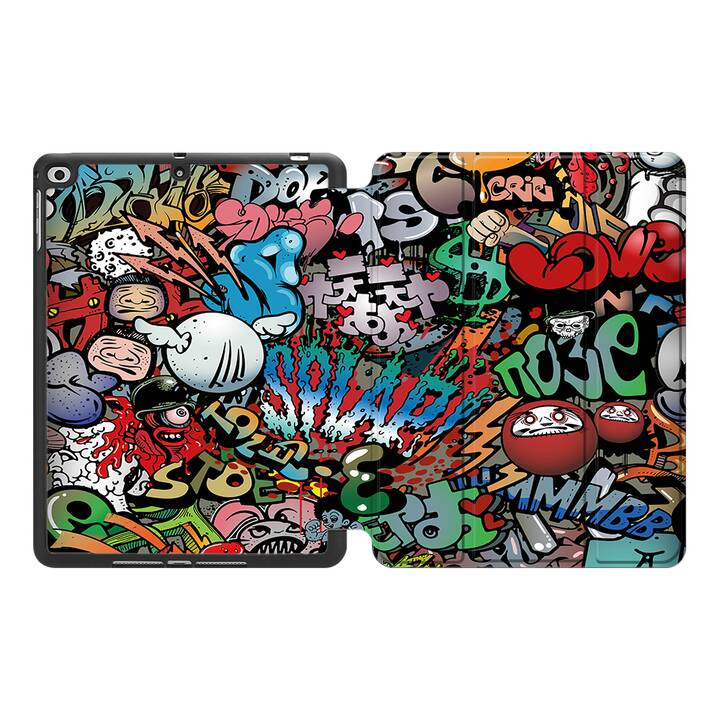 """EG MTT Custodia per Microsoft Surface Go 10"""" (2018) - Graffiti"""