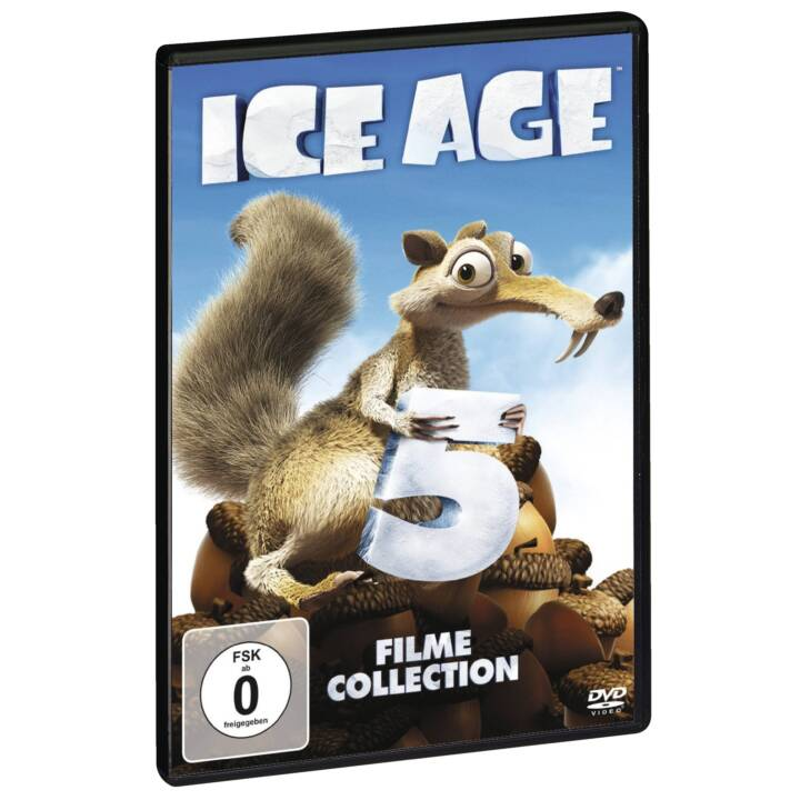 Collection Âge de glace 1-5