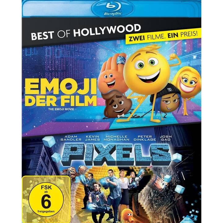Emoji - Der Film/Pixels (DE, EN)