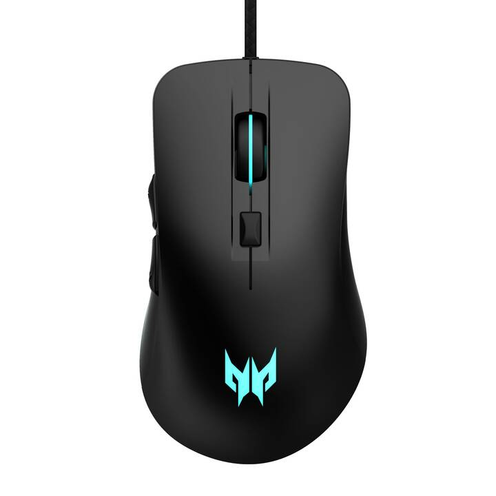 Acer Predator Gaming Maus, schwarz-blau
